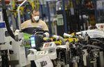 Europe : La croissance manufacturière se maintient en zone euro