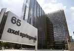Marché : Bénéfice meilleur que prévu pour Axel Springer au 2e trimestre