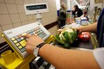 Marché : Les prix à la consommation en recul de 0,4% en juillet en France