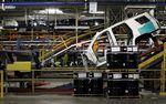 Marché : Bond de la production industrielle des Etats-Unis en juillet