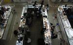 Marché : La croissance du secteur privé en France ralentit en août
