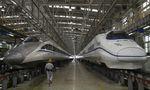 Marché : Un consortium chinois construira une ligne TGV aux Etats-Unis