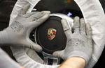 Olivier Blume nommé président du directoire de Porsche
