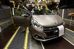 PSA produira 1 million de voitures par an en France en 2016-18