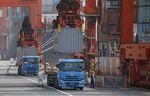 Marché : La croissance des exportations japonaises au ralenti