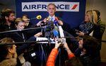 Air France maintient son