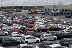 Le marché automobile ralentit, baisse de 3% pour la marque VW