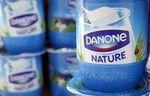 Danone vise une croissance organique du CA de plus de 5% par an