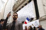 Square et Match réussissent leurs débuts à Wall Street