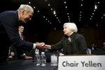 Janet Yellen se montre optimiste sur l'économie américaine