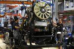 Marché : La production industrielle allemande augmente moins que prévu