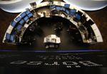 Europe : Les Bourses européennes et le pétrole en hausse à mi-séance