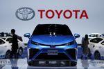 Toyota anticipe un niveau de ventes mondiales inchangé en 2016