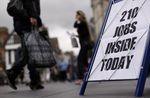 Marché : Le taux de chômage britannique à son niveau le plus bas en 7 ans