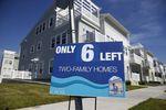 Marché : Hausse moindre que prévu des ventes de logements neufs aux USA