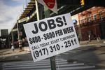 Marché : L'emploi plus dynamique qu'attendu en décembre aux USA