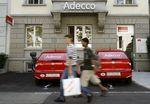 Marché : Adecco voit une croissance 2016 du même ordre que celle de 2015