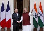 Marché : La France veut doubler ses investissements en Inde