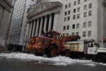 Wall Street : Wall Street termine en forte hausse