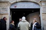 Marché : Monte Paschi voit du positif dans l'idée d'une fusion avec UBI
