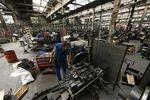 Marché : Stagnation de l'activité manufacturière en janvier