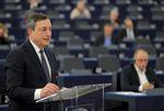 Marché : Mario Draghi invite les 28 à plus de cohésion pour la croissance