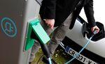 Bond des immatriculations de véhicules électriques en janvier