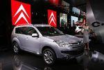 PSA en Russie rappelle 1.638 modèles Citroën C-Crosser