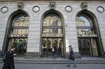 Marché : Banca Popolare di Milano publie un bénéfice en hausse