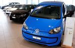 Reprise de la croissance des ventes de Volkswagen en janvier