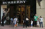 Marché : Burberry visé par une plainte en nom collectif aux Etats-Unis