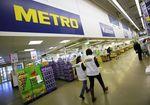Marché : L'allemand Metro renonce à coter ses activités russes