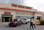Marché : Home Depot profite de l'amélioration du marché immobilier