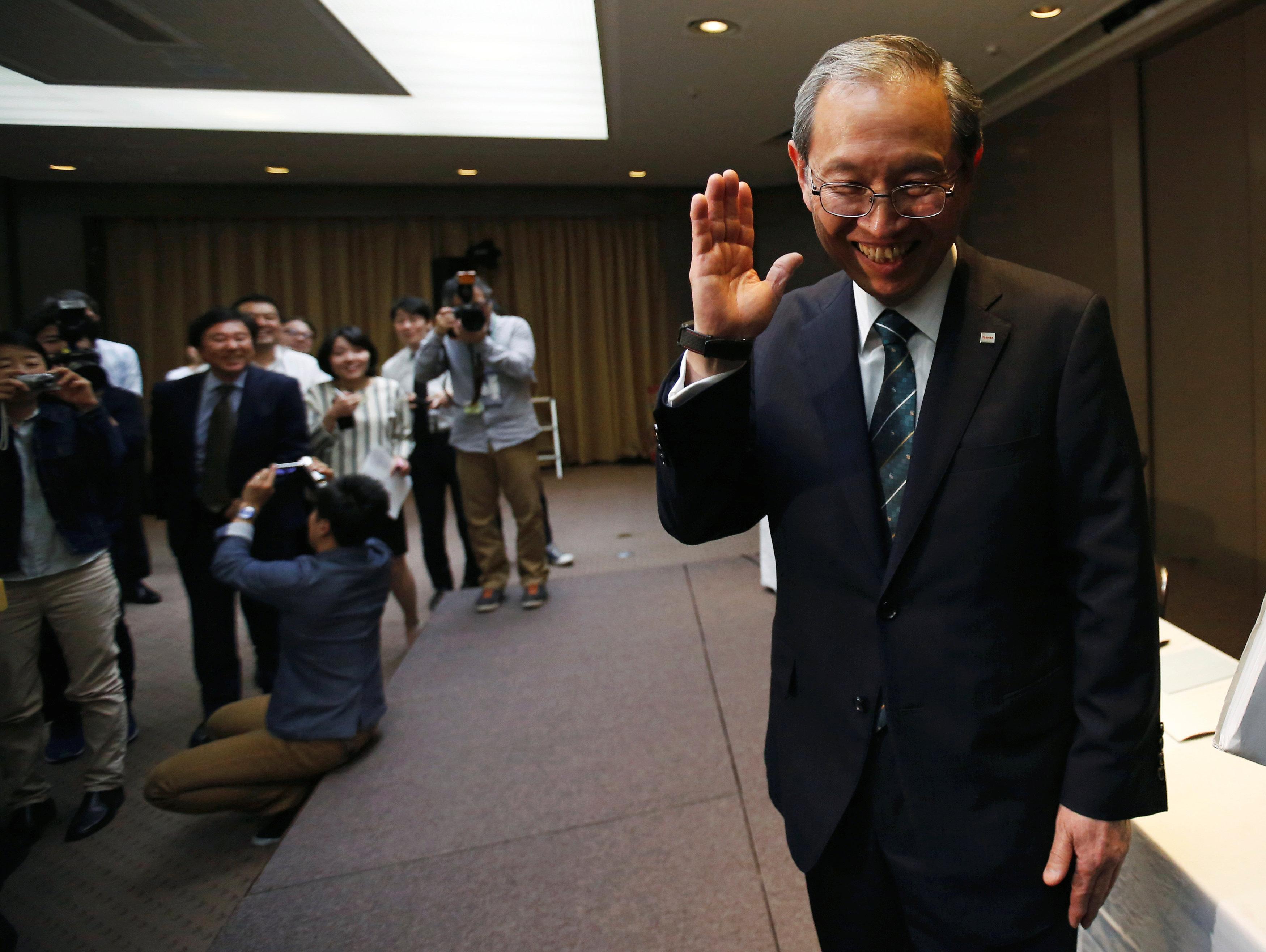 Marché : Toshiba s'est choisi un nouveau directeur général