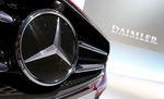 Marché : Daimler plus prudent pour les camions, provision pour airbags