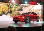Marché : Tesla a levé 1,46 milliard de dollars pour le Model 3