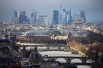 Marché : La BdF abaisse sa prévision de croissance du 2e trimestre à 0,2%
