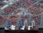 Marché : Excédent commercial de 25 milliards d'euros en zone euro en mai