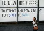 Marché : Le chômage en Grande-Bretagne à son plus bas niveau depuis 2005