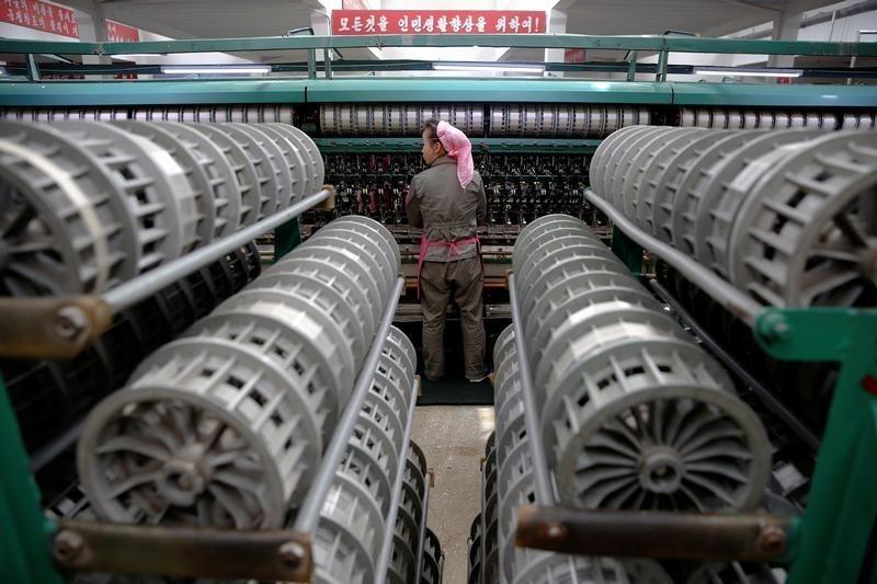 Marché : Le PIB nord-coréen pénalisé par les matières premières