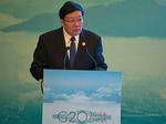 Marché : Au G20, la Chine plaide pour davantage de coopération économique