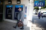 Marché : Citigroup ne constate pas