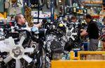 Europe : Le secteur manufacturier de la zone euro ralentit en août