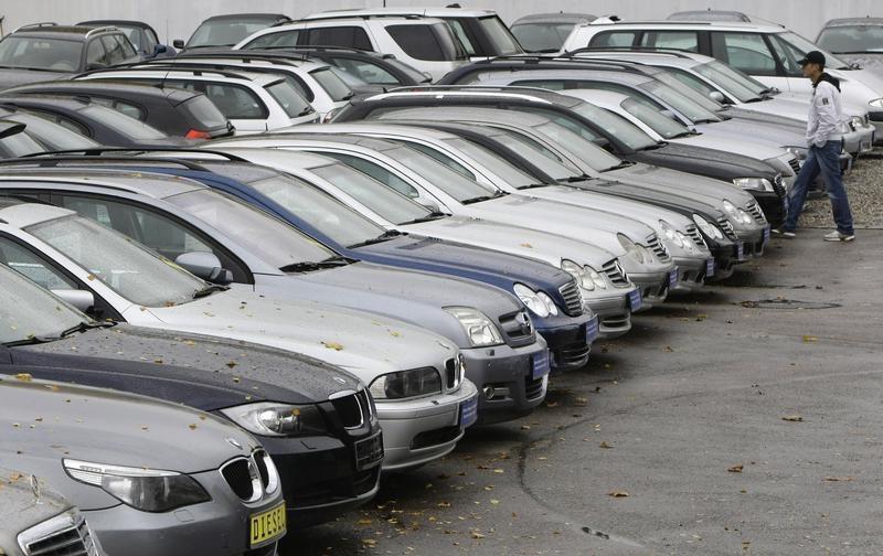 Marché : Le marché automobile en Allemagne rebondit en août