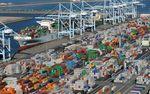 Marché : Déficit commercial réduit aux USA, les exportations à un pic