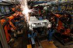 Marché : Les commandes à l'industrie repartent lentement en Allemagne