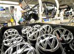 Volkswagen dit ne pas pouvoir exclure des délais de production