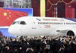L'avion de ligne chinois C919 pourrait voler fin 2016