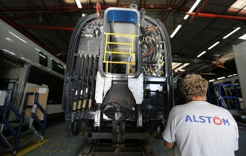 Emoi à Belfort avec la fin de la production de trains Alstom