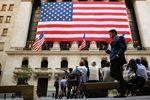 Wall Street : Wall Street en légère hausse après le débat Clinton-Trump